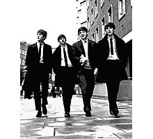 beatles Photographic Print