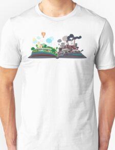 EcoBook Unisex T-Shirt