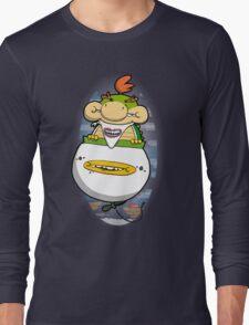 Joyriding dad's clown car Long Sleeve T-Shirt