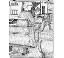 Bus Trip iPad Case/Skin