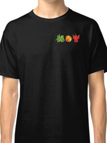 hot chilli peppers  Classic T-Shirt