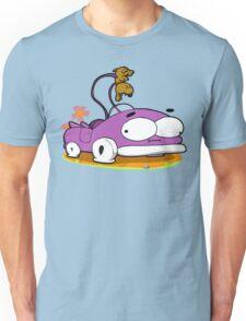 Prut prut the car Unisex T-Shirt