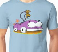Prut prut the car Unisex T-Shirt