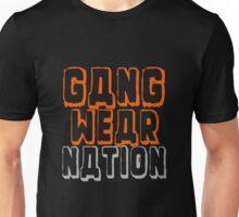 Designer T-Shirts / Logo 4  Gangwear Unisex T-Shirt