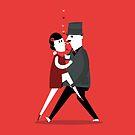 Tango by mjdaluz