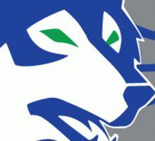 Minnesota Timberwolves Logo Sticker