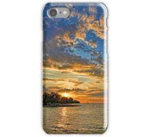 Sun Going Down iPhone Case/Skin