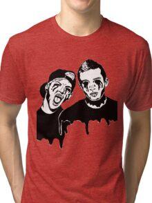 Bleeding Souls Tri-blend T-Shirt