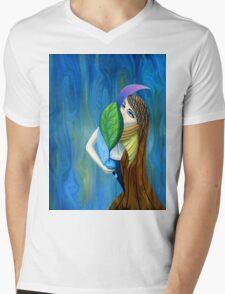 The Alchemist's Daughter Mens V-Neck T-Shirt