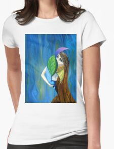 The Alchemist's Daughter Womens Fitted T-Shirt