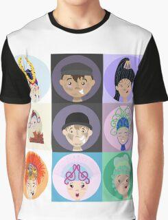 Soundsational Parade Graphic T-Shirt