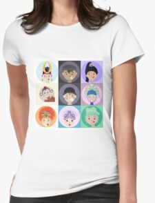 Soundsational Parade Womens Fitted T-Shirt