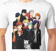 Persona 3 Portable Cast Design Unisex T-Shirt