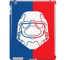 Halo Master Chief - Red V Blue iPad Case/Skin