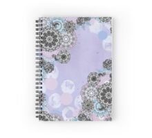 Placement Mandala Print Spiral Notebook