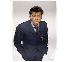 The Tenth Doctor - 4 Poster