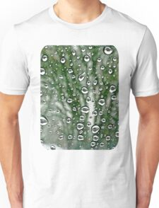 Drops and Trees  Unisex T-Shirt