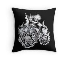 Vengeful Ghost Throw Pillow