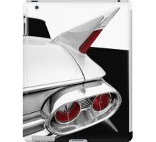 1961 Cadillac Tail Fin detail iPad Case/Skin