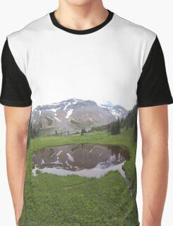 Washington Reflection Graphic T-Shirt