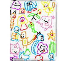 Poorly Drawn Pokemon iPad Case/Skin