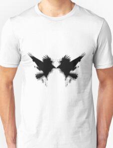 Rorschach Raven Unisex T-Shirt