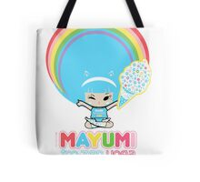 Frozen Yoga Tote Bag