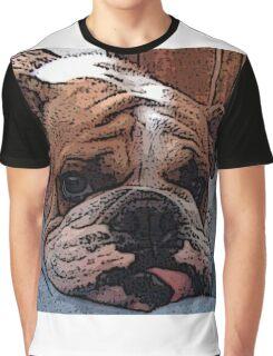 English bulldog Graphic T-Shirt