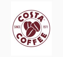 Costa Coffee One Piece - Short Sleeve