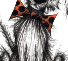 Funky dog Sticker