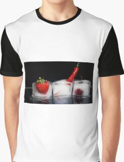 Iced food Graphic T-Shirt