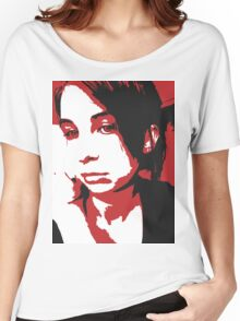 Damaged Women's Relaxed Fit T-Shirt
