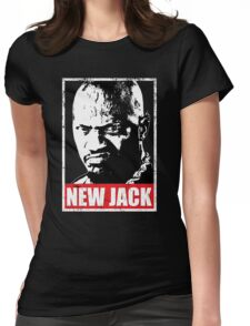 New Jack Womens Fitted T-Shirt