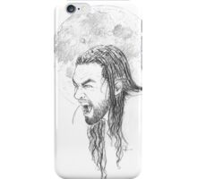 "Werewolf II  ""A Fantastic World"" iPhone Case/Skin"