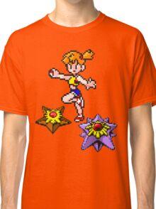 Cerulean City Gym Team Classic T-Shirt