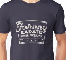 Johnny karate  Unisex T-Shirt