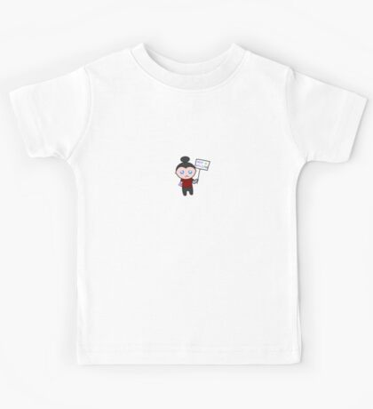 dont make him sad Kids Tee