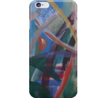 MANY OBSTACLES ON THE WAY TO PARADISE(2011) iPhone Case/Skin