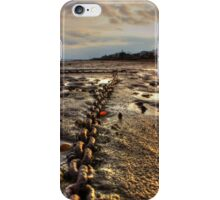 Chained to the Sand iPhone Case/Skin