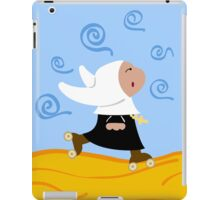 Roller Nun iPad Case/Skin