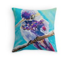 Harriet On Sunday Throw Pillow