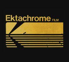 Vintage Photography: Kodak Ektachrome - Yellow by brainsontoast
