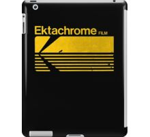 Vintage Photography: Kodak Ektachrome - Yellow iPad Case/Skin