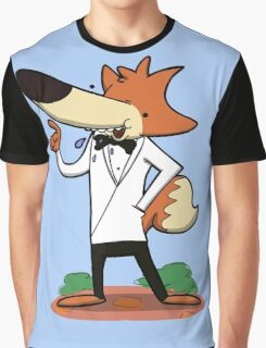 Spy Fax! Graphic T-Shirt