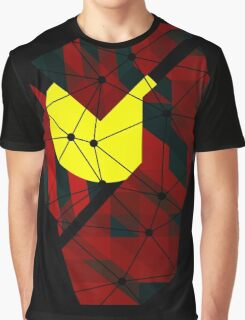 3 piece of red  Graphic T-Shirt