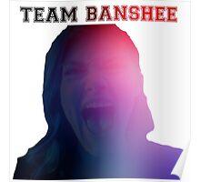 Team Banshee Poster