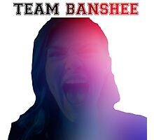 Team Banshee Photographic Print