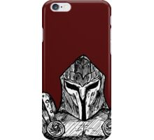 Royal Guard iPhone Case/Skin