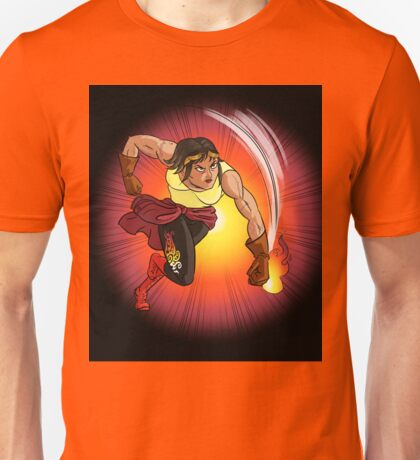 Nina Nitro - Action Figures Unisex T-Shirt