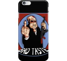 Why can't aliens be friendly?  iPhone Case/Skin